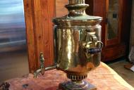 Russian Samovar Tea